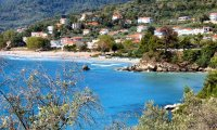 The shores of Greece