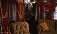 Old Steam Engine Train