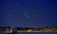 Nighttime at Lake Powell
