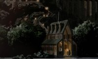 http://www.ambient-mixer.comThe Boathouse, Hogwarts Grounds Black Lake