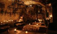 rowdy tavern interior