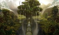 Enchanting music and nature sounds from the Dream World.
