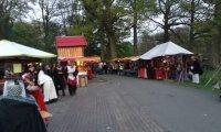 Enter a Fantasy Medieval Fair