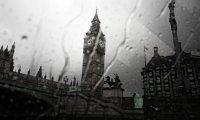 Baker Street in the Rain