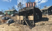 Fo4- A Day at Sunshine Tidings Co-op