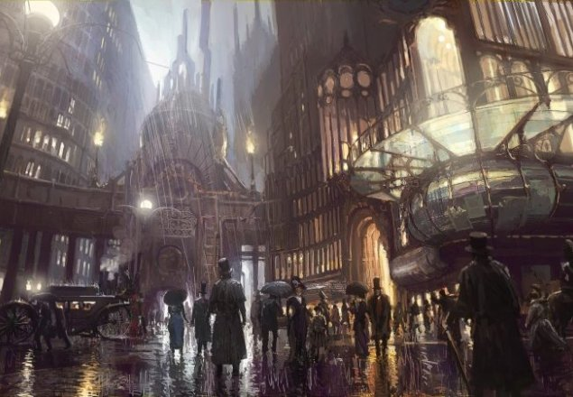 Steam And Rain Audio Atmosphere