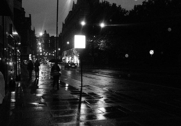 Rainy Night To Sleep Audio Atmosphere