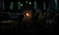 http://www.ambient-mixer.comSlytherin Common Room (Edit!)