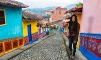 Camila  -   walking