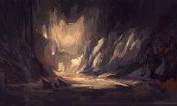 Calm & Quiet Cave