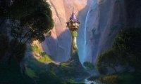 Rapunzel's Forest