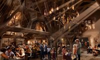 https://www.ambient-mixer.comDinner at the Three Broomsticks