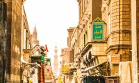 Soundscape of a medieval city in the Abbasid caliphate.