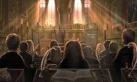 Professor McGonagall's Transfiguration Classroom