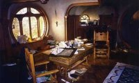 Studying at Bag End