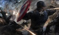http://www.ambient-mixer.comCaptain America Winter Soldier Hydra Fight