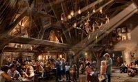 Three Broomsticks Pub