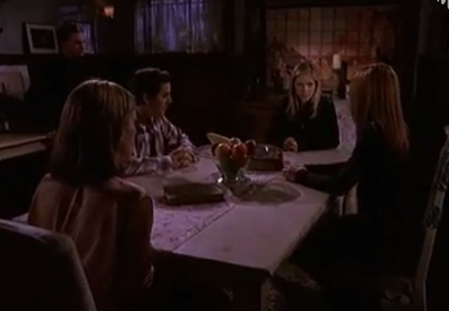buffy s house audio atmosphere
