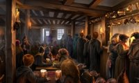 Enjoy a Saturday afternoon in Hogsmeade