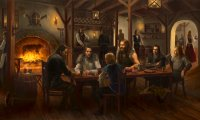 Medieval Tavern For Tabletop RPGs