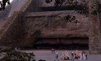 Fond sonore d'ancien temple