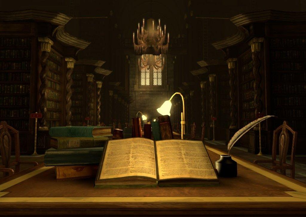 Studying At Hogwarts Audio Atmosphere