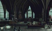 Slytherin Common Room at Midnight