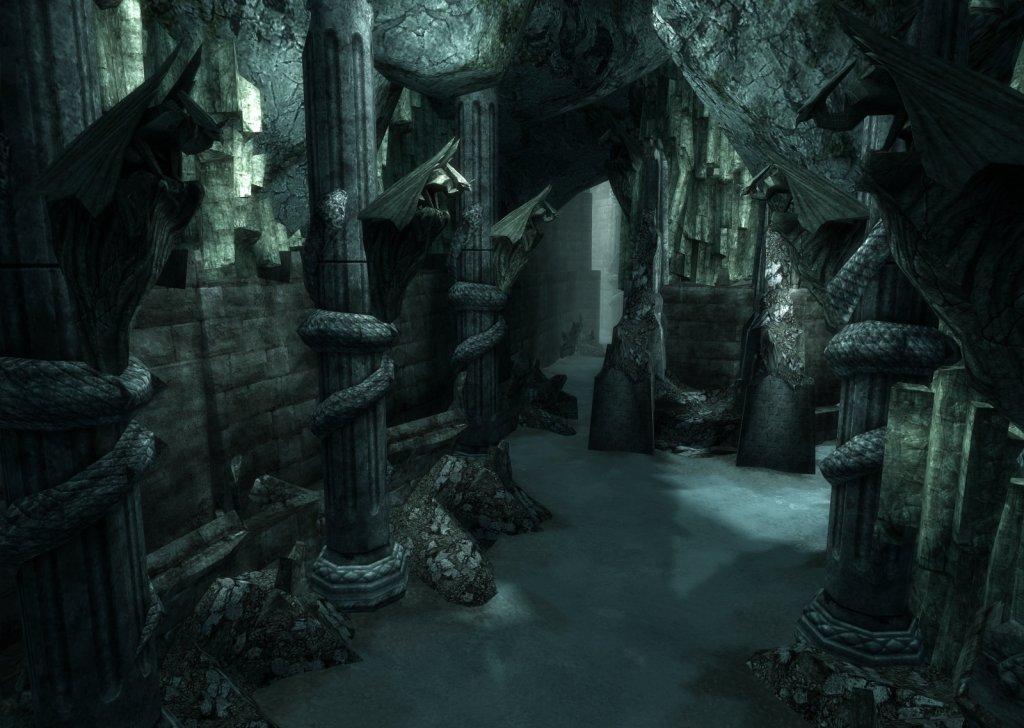 Fantasy Dungeon Audio Atmosphere
