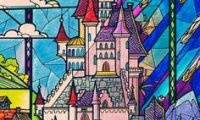 Beauty & the Beast Castle Life