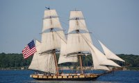 http://www.ambient-mixer.comSet sail on the U.S. Brig Niagara