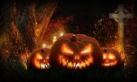 http://www.ambient-mixer.comWhat have you awoken on the Night of Halloween?