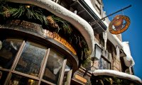 Hogsmeade before Easter