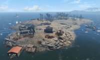 Fo4- A Day at Spectacle Island
