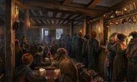 Party at Three Broomsticks