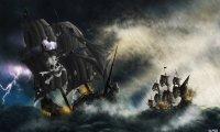 pirate ship battle music