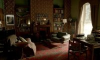 221B Flat, one calm afternoon