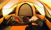 Rainy Campsite