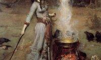 Witches' Dawn Ritual