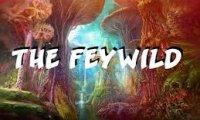 A magical feeling fairytale fey wild theme