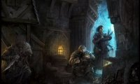 RPG Wererat City Section of Understone