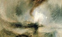 http://www.ambient-mixer.comBoat in storming weather