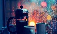 Writer's Rainy Café