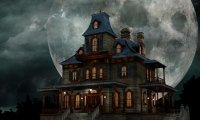 A spooky place