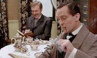 Sherlock Holmes' living room