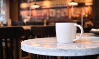 Indoor Coffee Shop