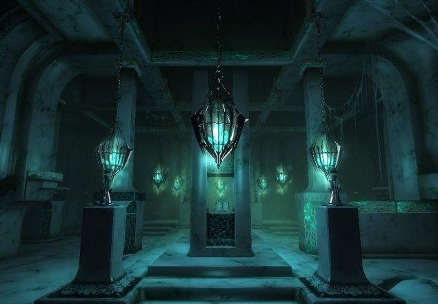 ruins of the ayleid audio atmosphere