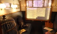http://www.ambient-mixer.comReading on the Hogwarts Express during a storm