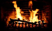 http://www.ambient-mixer.comFireplace at home