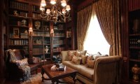 A Comfortable Library