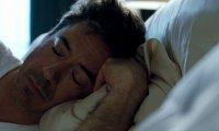 Sleeping next to Tony Stark